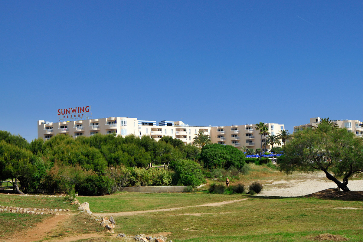 Hotel en mallorca sunwing resort and spa cala bona de - Apartahotel sevilla este ...