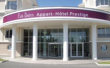 Hotel APPART CITY CONFORT MARNE LA V