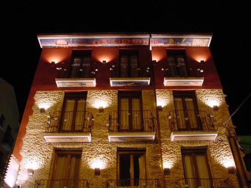 POSADA DE LA LUNA - Hotel cerca del Estadio El Alcoraz