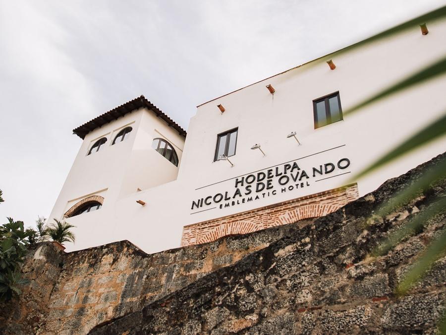 Hotel Hodelpa Nicolas De Ovando