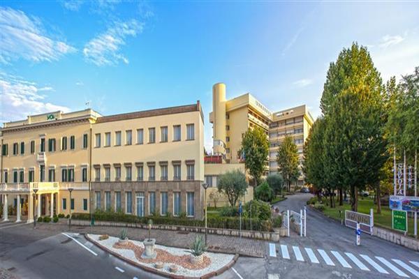 Hotel savoia thermae spa abano terme desde 126 rumbo - Piscine columbus abano ...