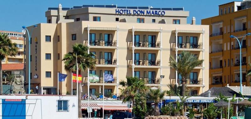 SOL DON MARCO HOTEL - Hotel cerca del Palacio de Deportes Martín Carpena