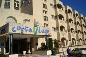 LUCA COSTA LAGO HOTEL - Hotel cerca del Palacio de Deportes Martín Carpena