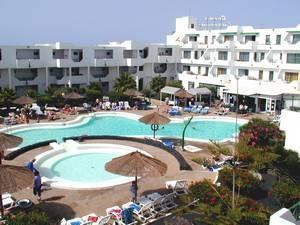 OCEAN LANZAMAR APTS. - Hotel cerca del Lanzarote Golf