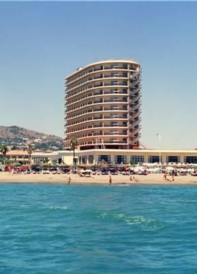 MARCONFORT BEACH CLUB HOTEL - Hotel cerca del Palacio de Deportes Martín Carpena