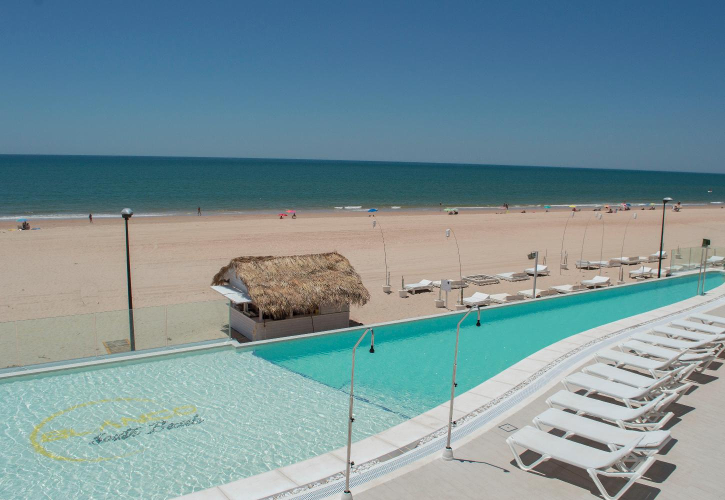 On Hotels Ocean Front S Only Lodgings In Matalascañas