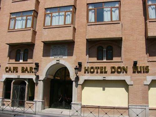 DON LUIS - Hotel cerca del Estadio de la Peineta