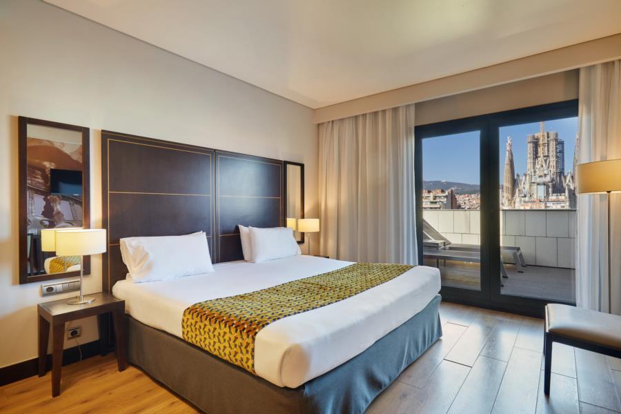 EUROSTARS MONUMENTAL - Hotel cerca del Restaurante El vaso de oro