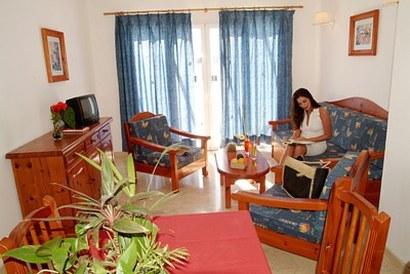 APARTAMENTOS THB DON PACO CASTILLA - Hotel cerca del Aeropuerto de Lanzarote