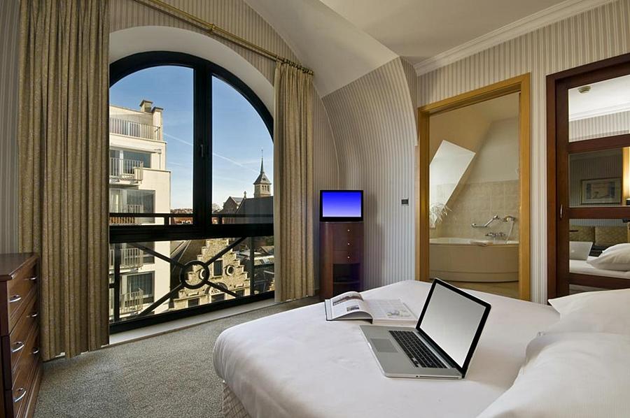 B-aparthotel Bruxelle Ambiorix