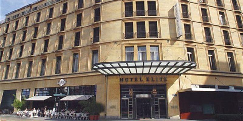 Hotel Elite Art Deco Swiss Quality Hotel Biel Viajes