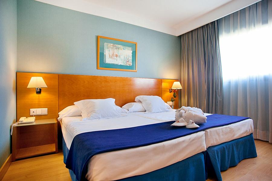 GLOBALES HOTEL DE LOS REYES - Hotel cerca del Circuito del Jarama