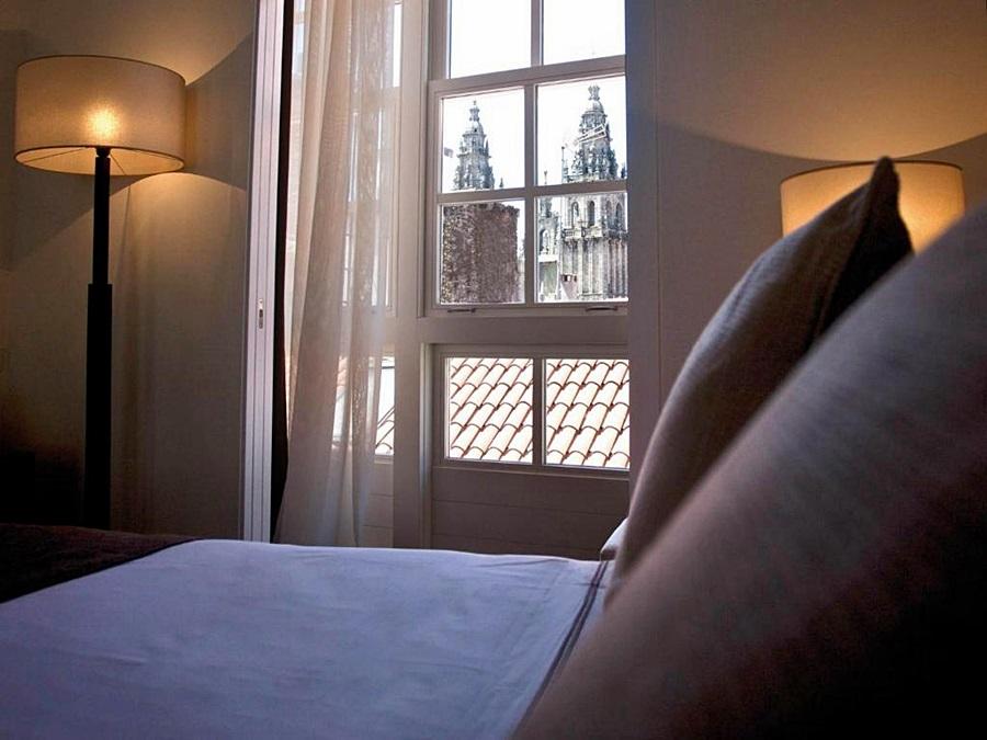 HOTEL CARRIS CASA DE LA TROYA - Hotel cerca del Aeropuerto de Santiago de Compostela Lavacolla