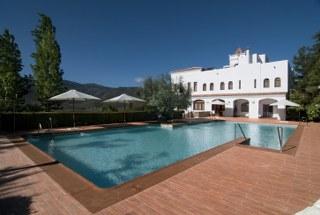 HOTEL VILLA DE LAUJAR DE ANDARAX - Hotel cerca del Alpujarra de Almería