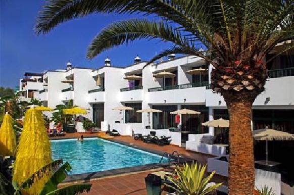 LA TEGALA - Hotel cerca del Lanzarote Golf