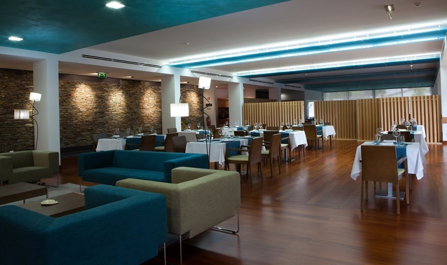 Hotel hotel santa margarida oleiros viajes olympia madrid for Gimnasio oleiros