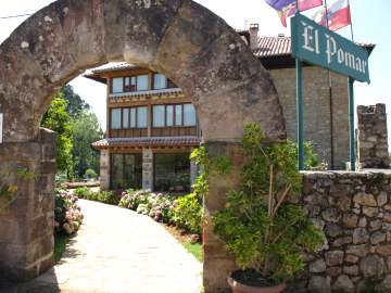 COMPLEJO RURAL SPA HOSTERÍA EL POMAR - Hotel cerca del Cueva de Altamira