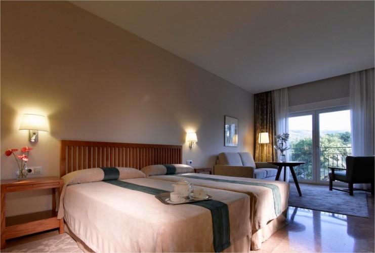 PARADOR DE CÓRDOBA LA ARRUFAZA - Hotel cerca del Club de Campo de Córdoba