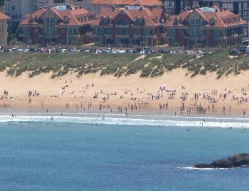 MARITIMO RIS - Hotel cerca del Playa de Berria