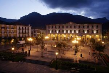 Hotel Balneario Orduña Plaza