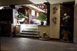 BOTANICO HOTEL - Hotel cerca del Asociación de Golf Villa del Escorial