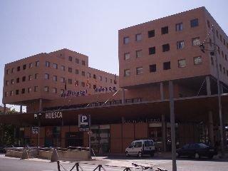 APARTHOTEL SUITES HUESCA - Hotel cerca del Estadio El Alcoraz