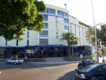 HOTEL FOLIAS