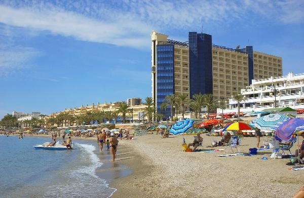 HOTEL ALEGRIA PORTOMAGNO (EX.HLG PORTOMAGNO) - costa almeria