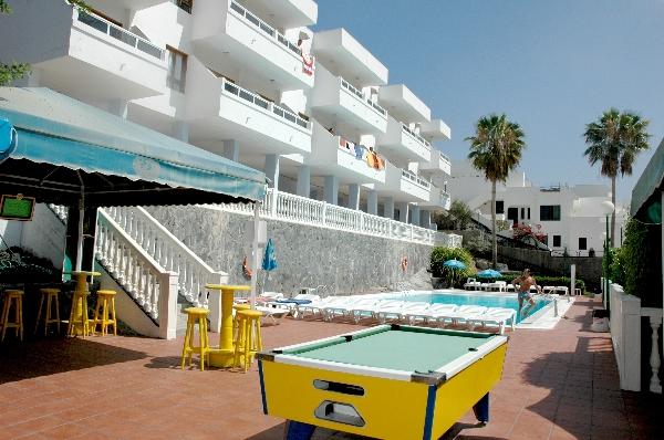 Apartamento solana em playa del ingles gran canaria rumbo - Apartamentos playa del ingles economicos ...