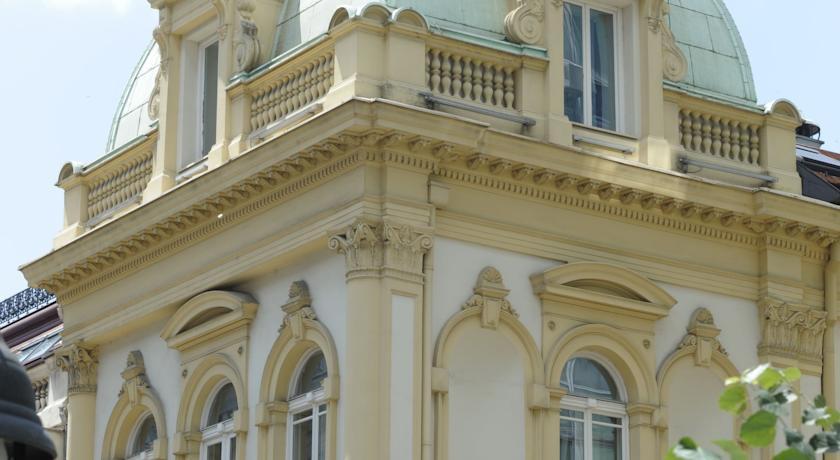 Hotel aleksandar palas belgrado desde 80 rumbo for Hotel belgrado