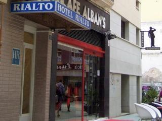 RIALTO - Hotel cerca del Playa del Postiguet