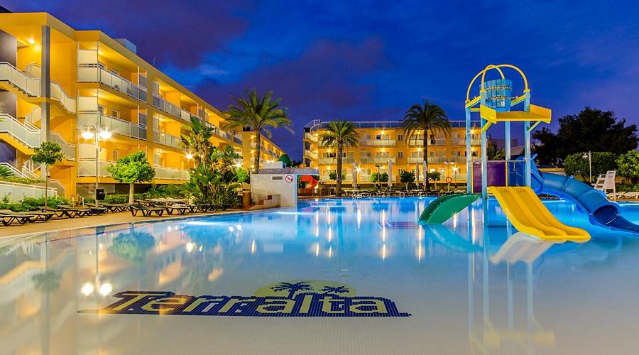 TERRALTA - Hotel cerca del Parque Temático Terra Mítica