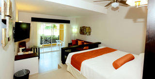 Princess All Suites And Spa Punta Can Deluxe Room Pics