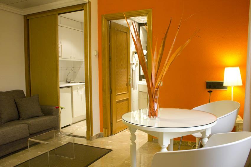 foto del HOTEL APARTHOTEL G3 GALEON en MADRID (MADRID). ES