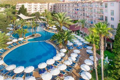 Hotel APARTHOTEL VIVA SUNRISE in Puerto de Alcudia - Hotelnights.com
