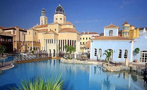 HOTEL MELIA VILLAITANA - Hotel cerca del Parque Temático Terra Mítica