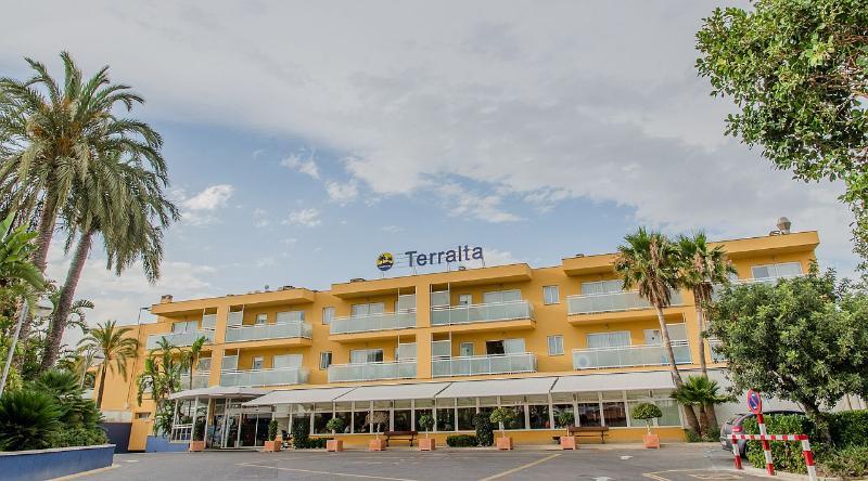 TERRALTA APARTHOTEL - Hotel cerca del Parque Temático Terra Mítica