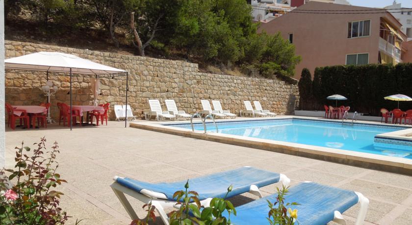Apartamento mirador del mediterr neo ii benidorm en for Mirador del mediterraneo