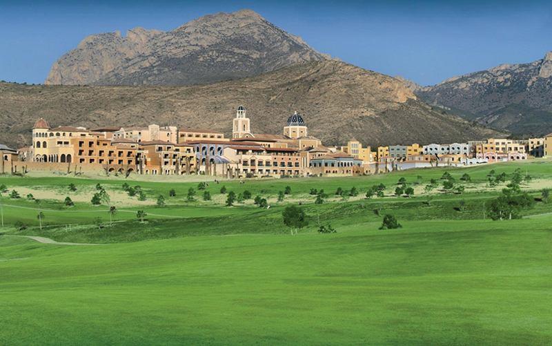 MELIA VILLAITANA HOTEL - Hotel cerca del Parque Temático Terra Mítica