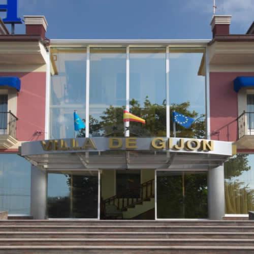 Fotos del hotel - VILLA DE GIJON