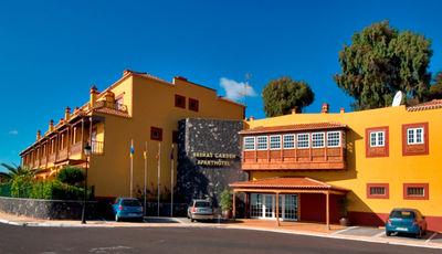 BREÑAS GARDEN HOTEL - Hotel cerca del Aeropuerto de La Palma