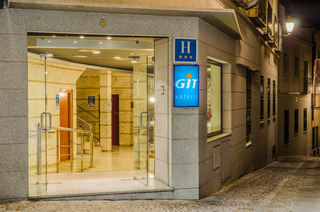 GIT CONQUISTA DE TOLEDO - Hotel cerca del Plaza de Toros de Toledo