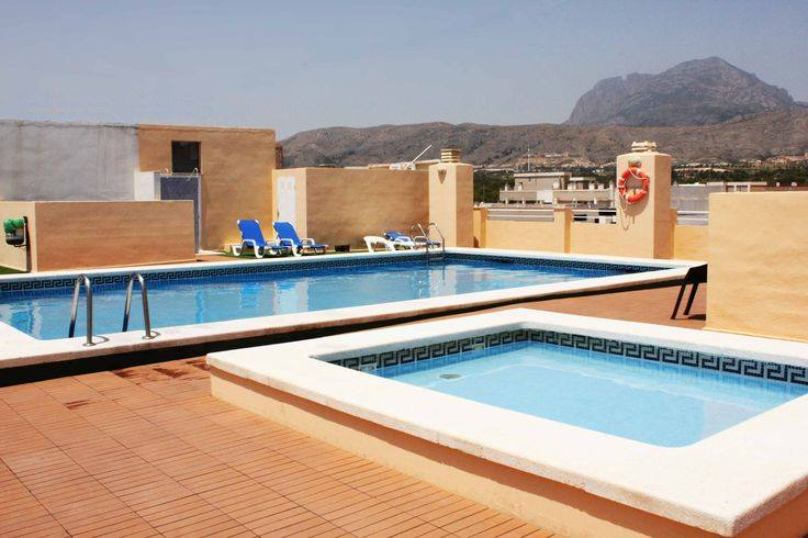 MH OLYMPUS - Hotel cerca del Parque Temático Terra Mítica