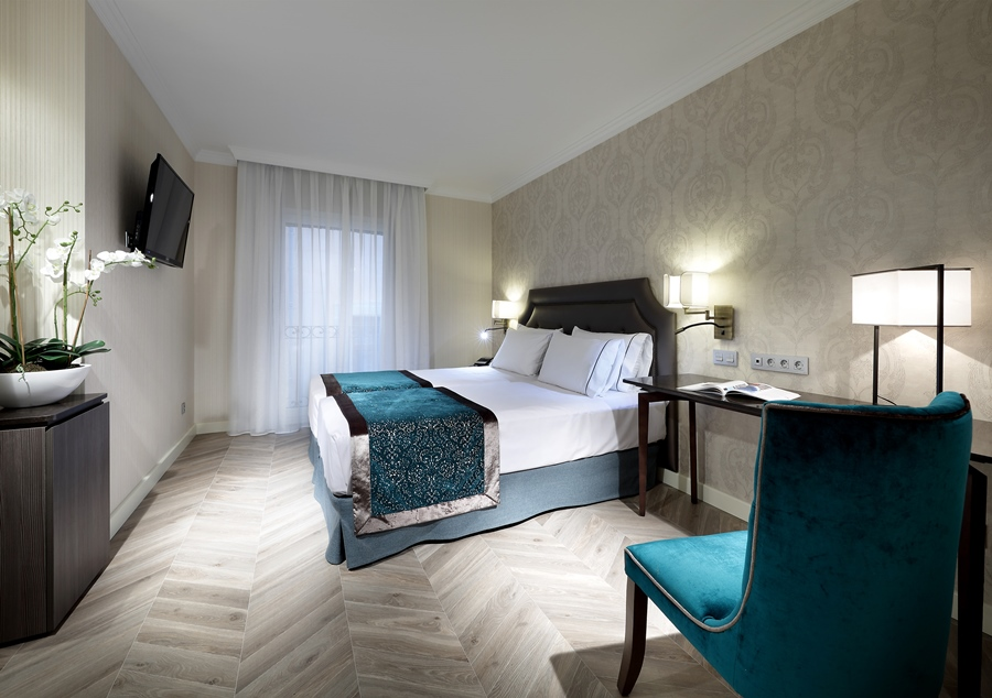 EUROSTARS CASA DE LA LIRICA - Hotel cerca del Sala Berlanga