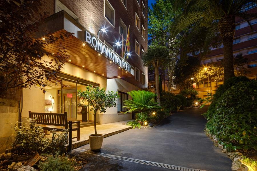 BONANOVA PARK - Hotel cerca del Creperia Bretonne Balmes