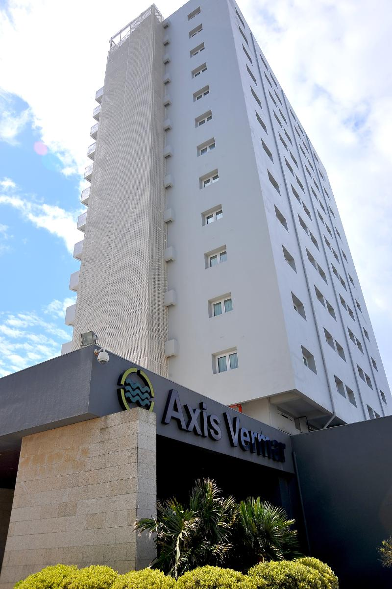 AXIS VERMAR CONFERENCE & BEACH HOTEL - Hoteles en Povoa do Varzim