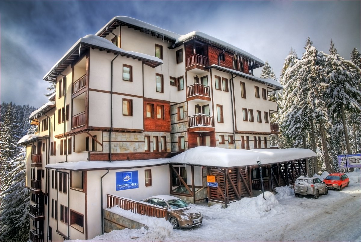 Evridika Hills - Aparthotel