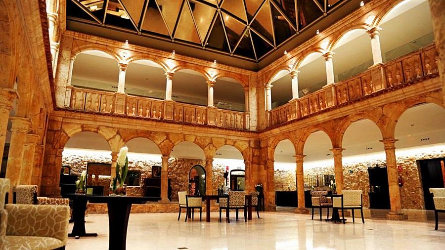 Domus Selecta Palacio Del Infante Don Juan Manuel Hotel Spa