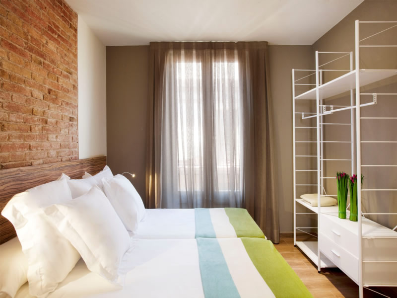 BARCELONA APARTMENT MILA - Hotel cerca del Restaurante Zarabanda