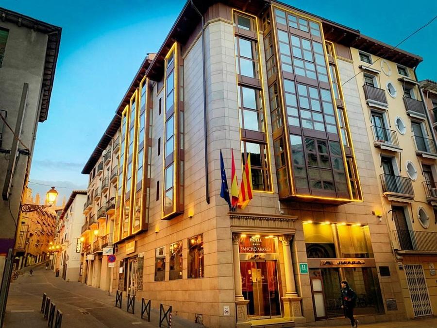 Hotel Domus Selecta  Sancho Abarca